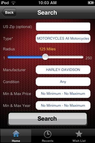 Cycletrader.com find CycleTrader com