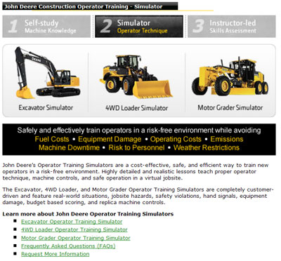 John Deere Introduces State Of The Art Motor Grader