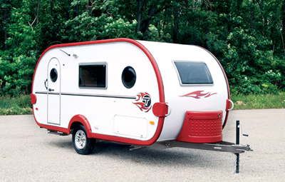 Fireball Travel Trailer
