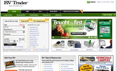 RVTrader line is now RVTrader RV Trader Insider