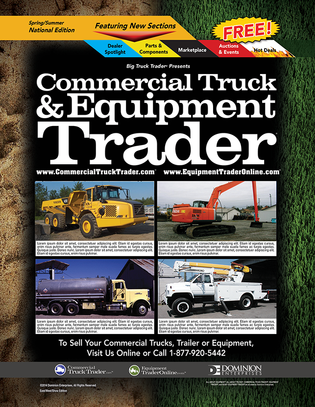January 2014 CommercialTruckTrader.com Consumer Newsletter
