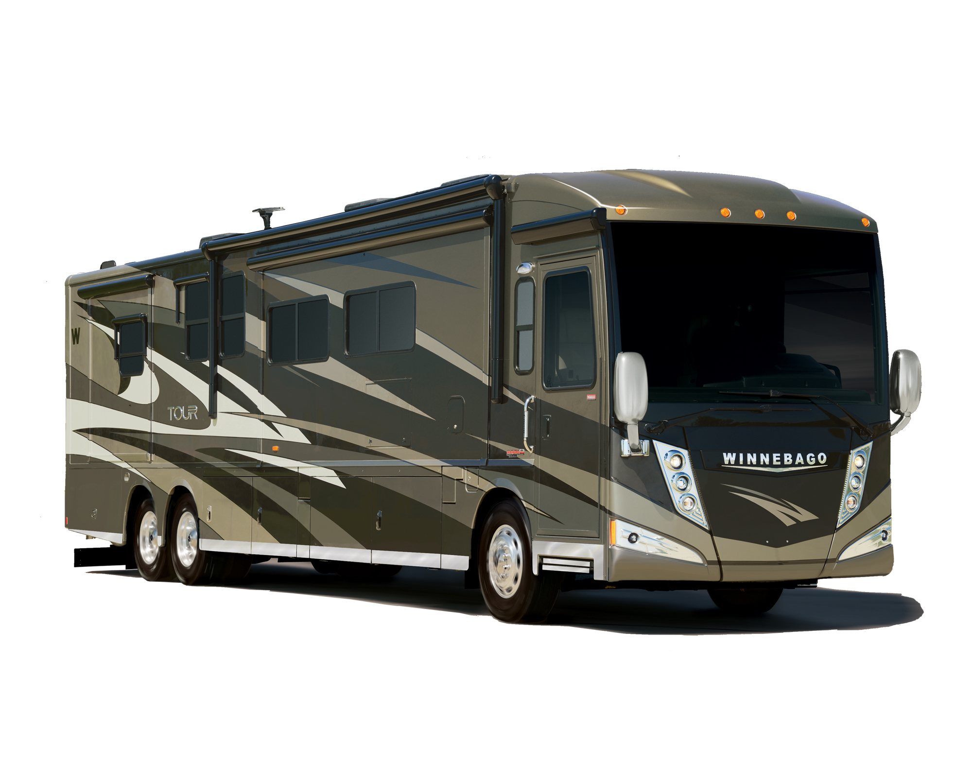 Draw Floorplan Winnebago Industries Tops Class A Sales Rv Trader Insider