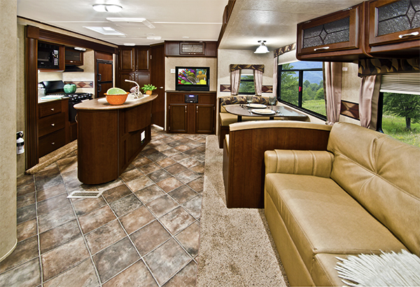 Sun Valley From Evergreen Rv Introduces Popular Bunkhouse