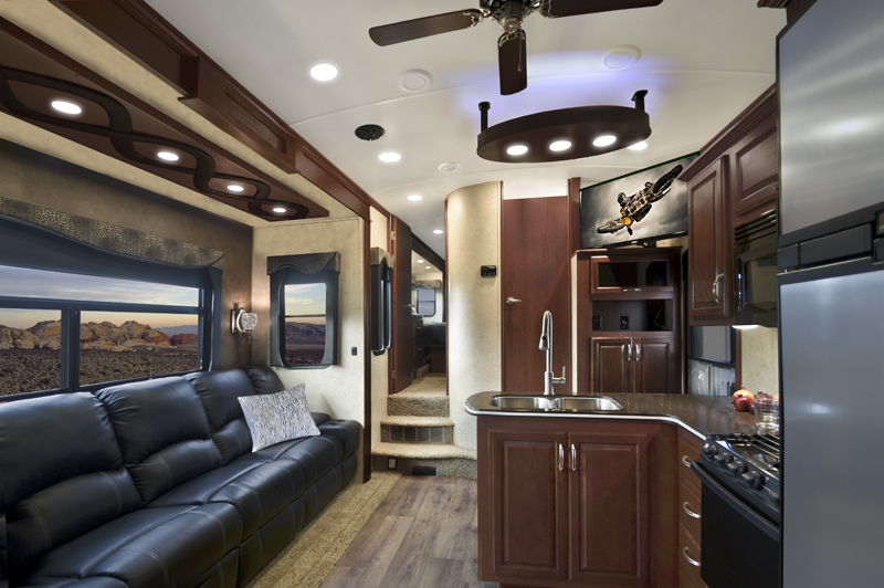 Lifestyle Luxury RV Strong Consumer And Dealer Response Quick Turns