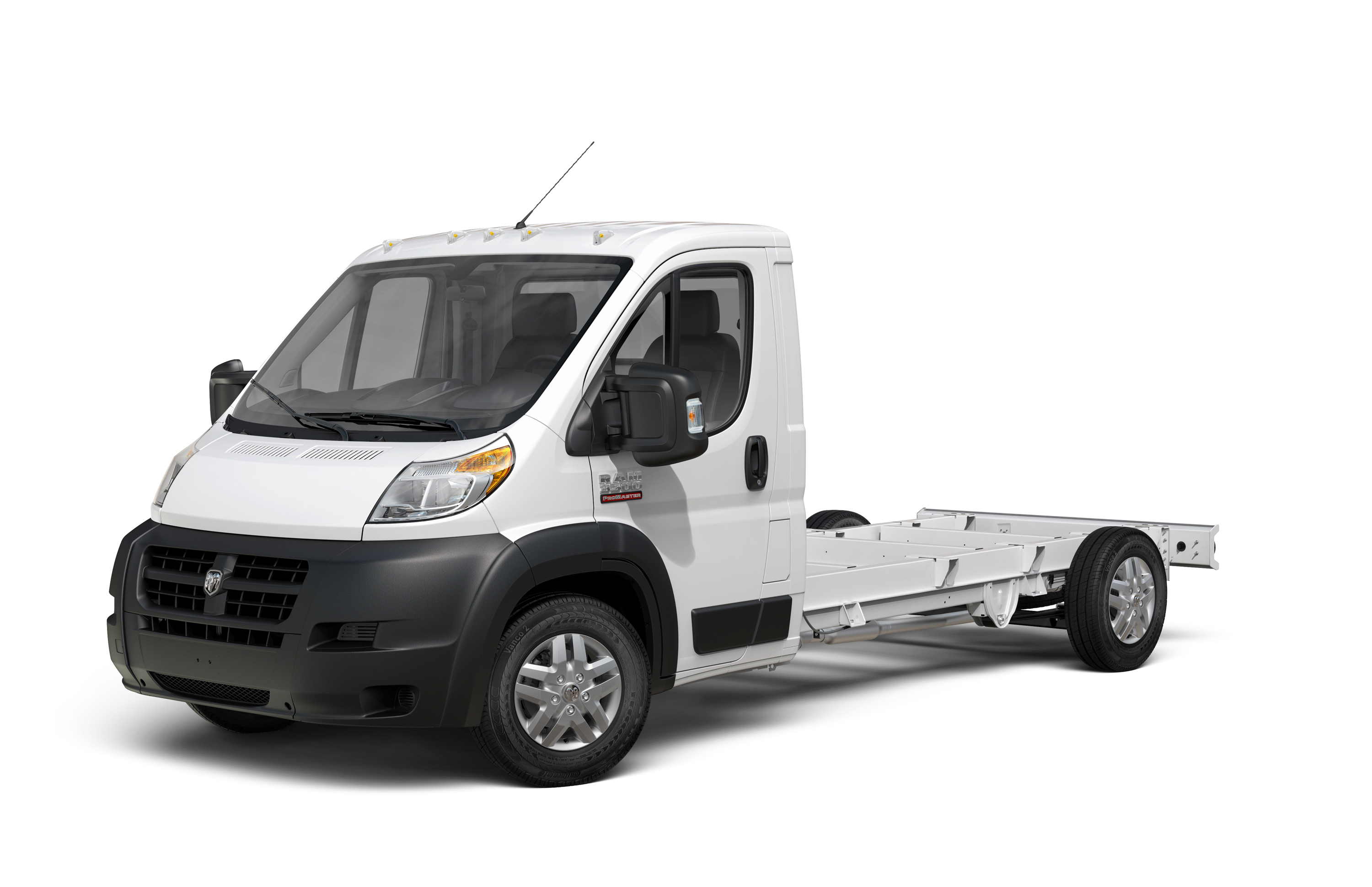 Winnebago industries first on ram promaster chassis