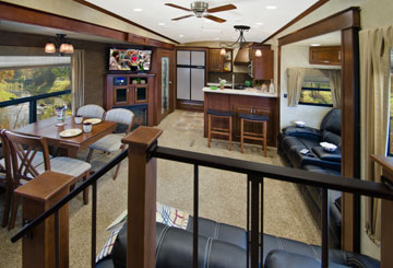 Evergreen S Bay Hill The Most Affordable Luxury Fifth Wheel Rv Trader Blog